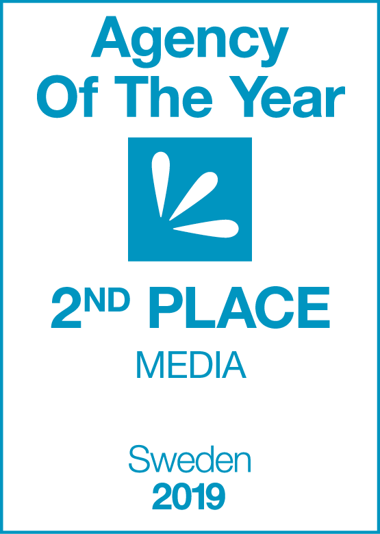 Agency Of The Year 2019 2nd PLACE Media.png