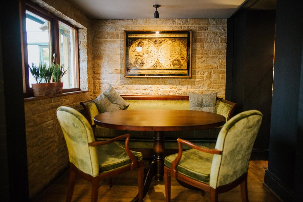 Bar lounge at The Globe pub, restaurant and hotel in Warwick.jpg
