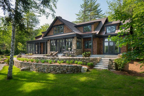 BIRCH BAY HOUSE-LAKE SUNAPEE, NH