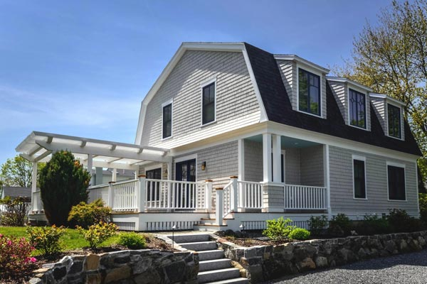 COASTAL COTTAGE-RYE, NH