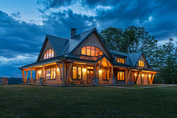 NIGHT PASTURE FARM   CENTRAL VERMONT   residential