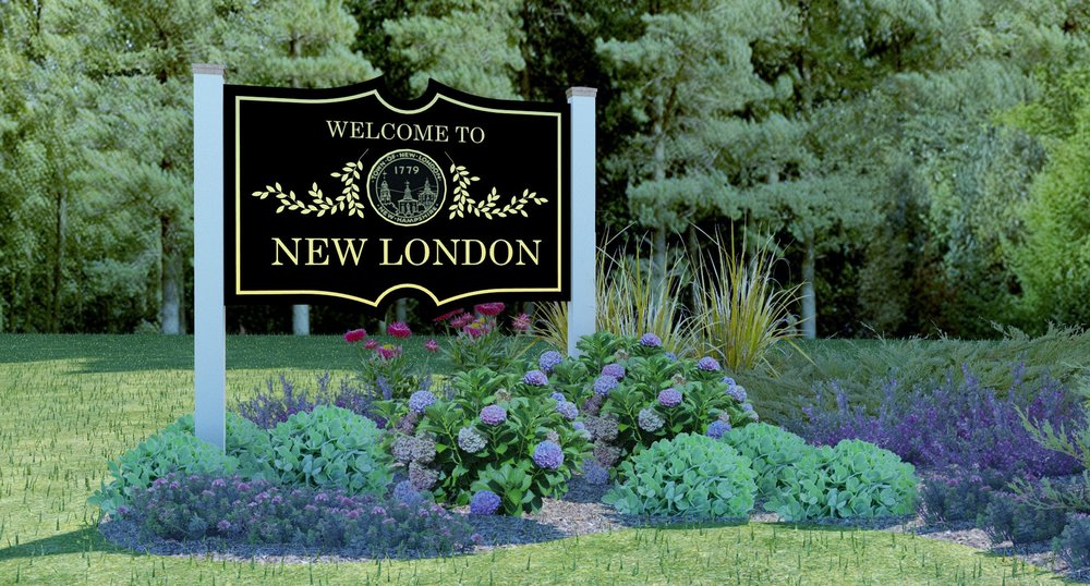 new london landscape architecture