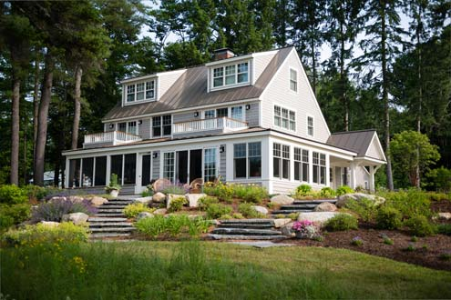 CLEARVIEW LAKE   RETREAT   WEBSTER, NH   renovation