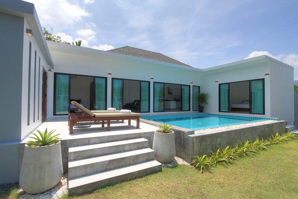 Cherng Talay Villas Phuket -