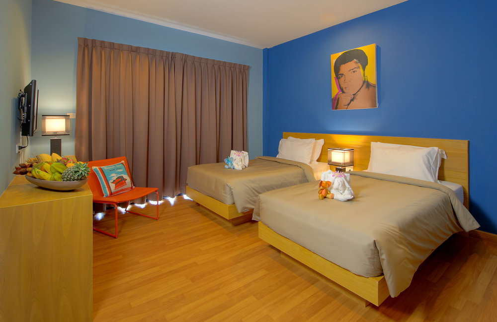 Jab bedroom