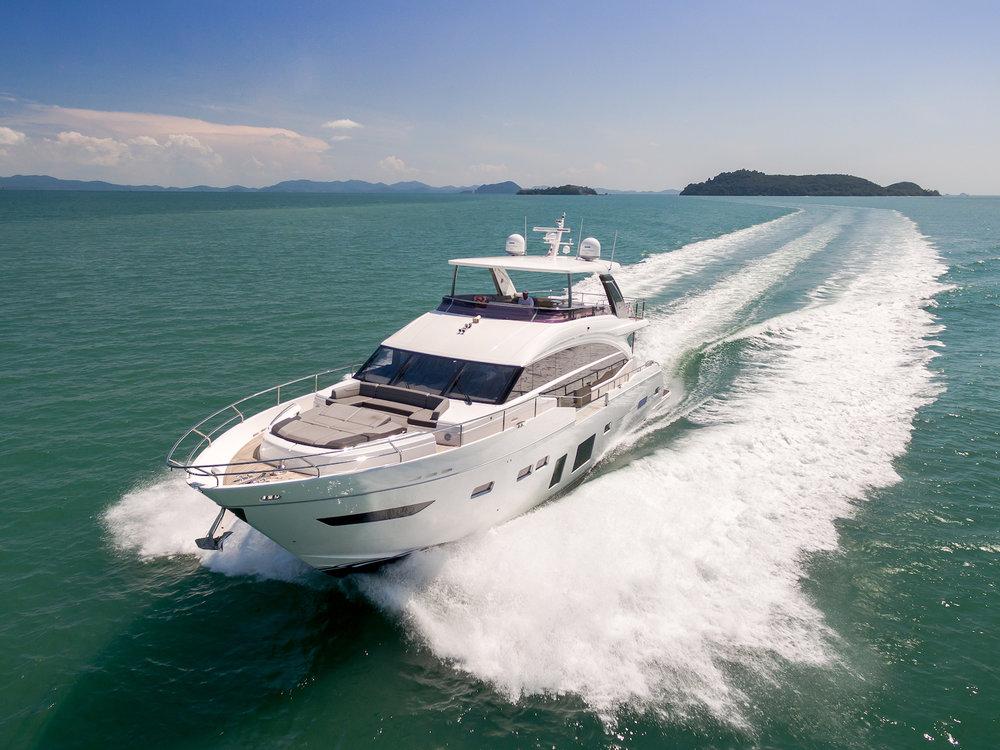 boat lagoon yachting phuket -