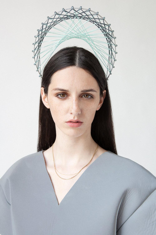 Irish milliner Laura Kinsella look book