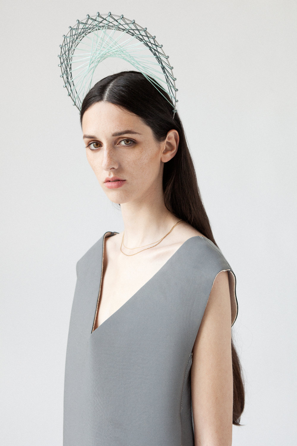Irish milliner Laura Kinsella look book