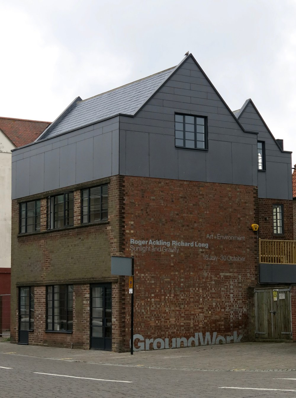 GroundWork Gallery, King's Lynn