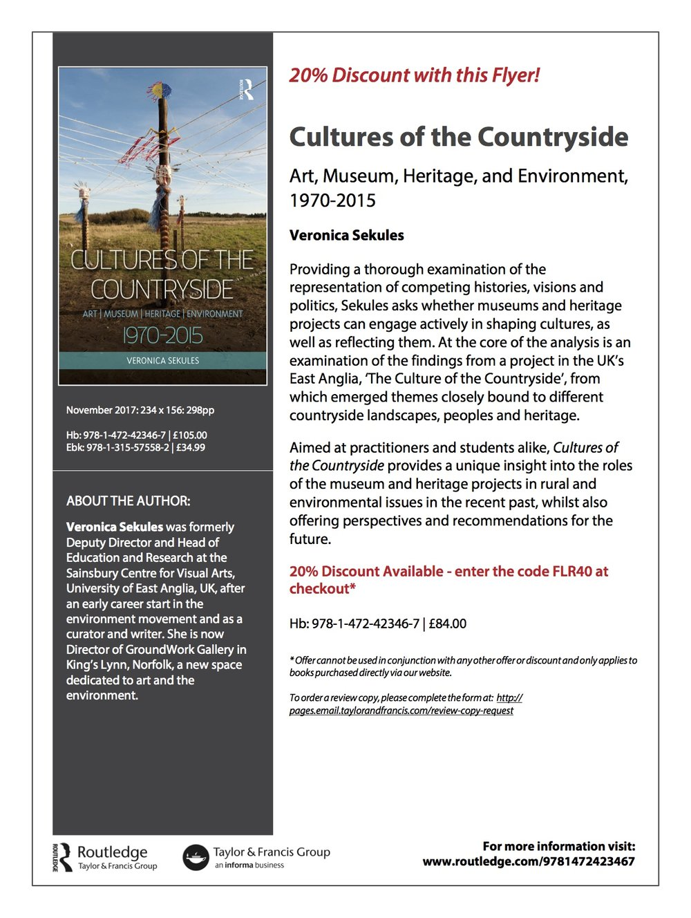 Further information at:  www.routledge.com/9781472423467