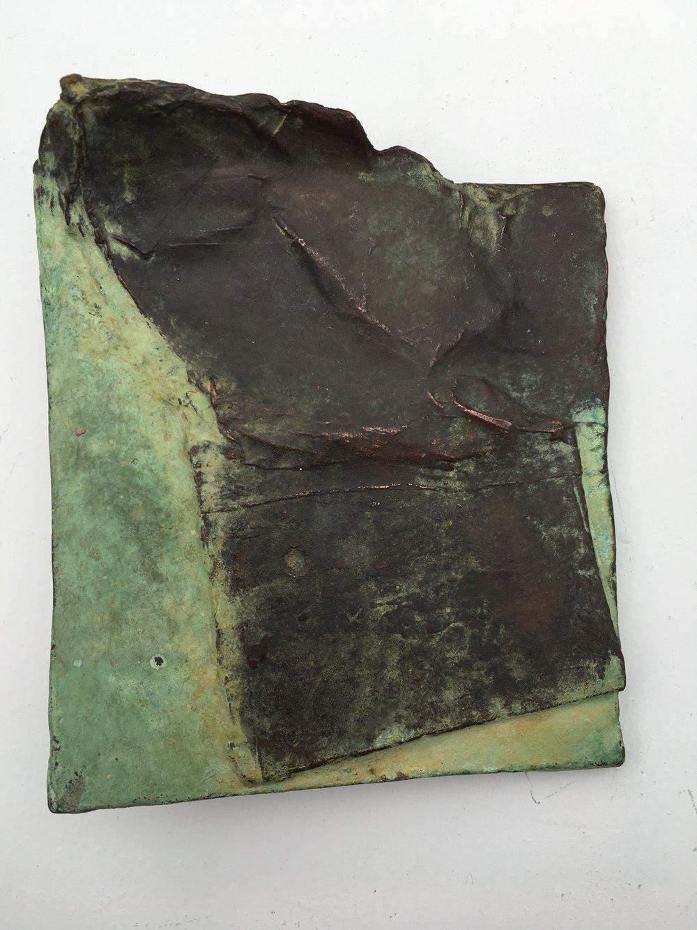 Kabir Hussain, Pisac (Peru), Bronze, 1988