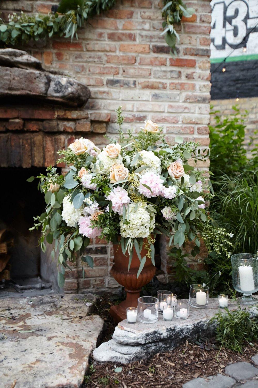 Lush Floral Arrangement
