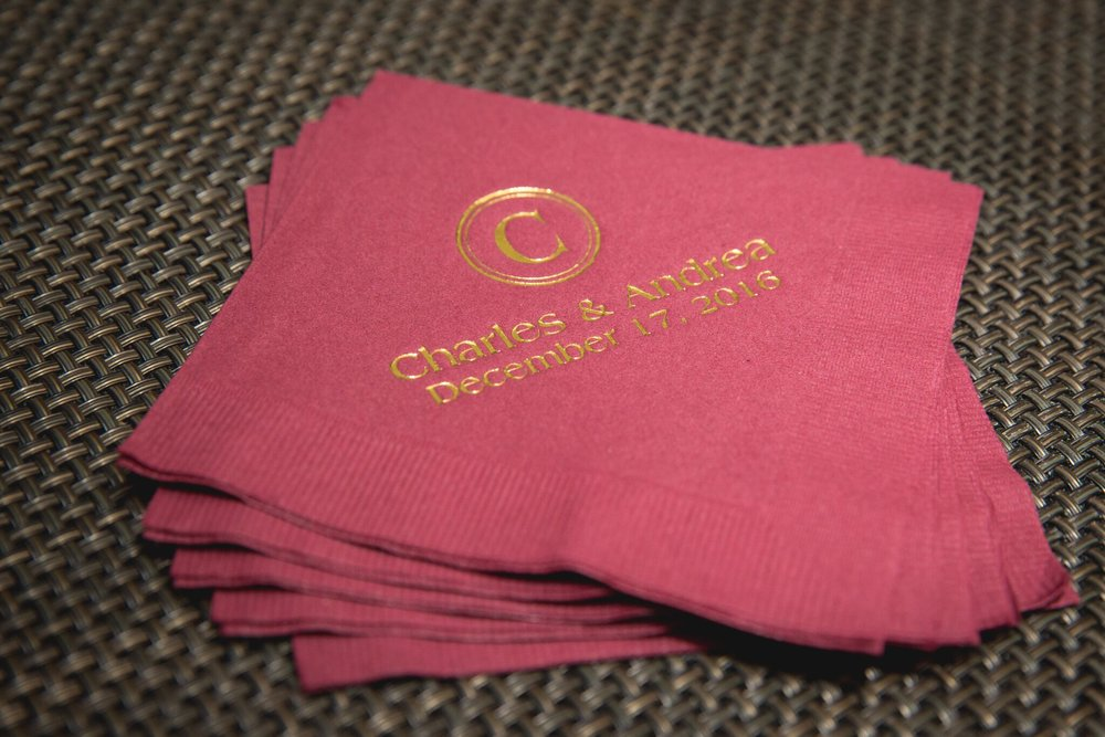 Cocktail Hour Napkins