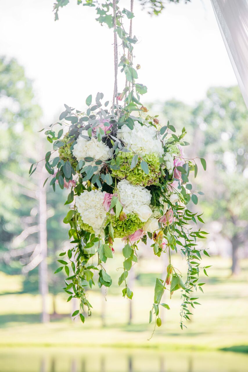 Hanging Floral Arrangement