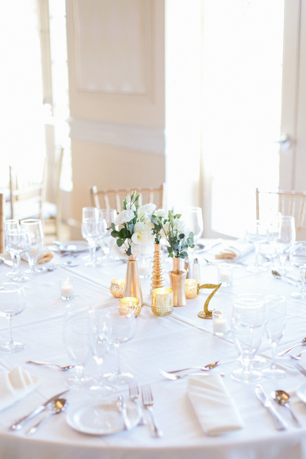 Tablescape Details