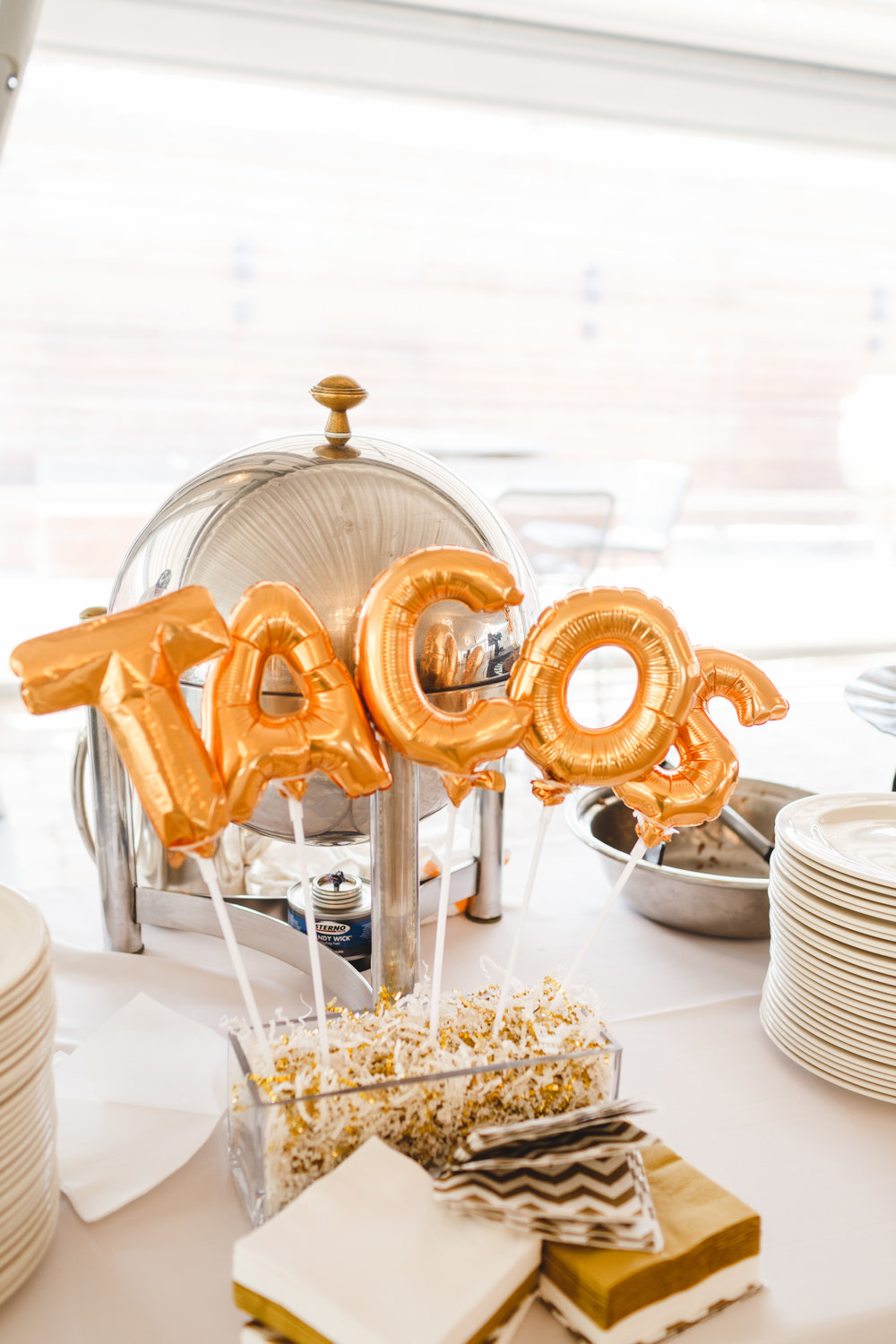 taco table, star wars birthday party, Wrap It Up Parties