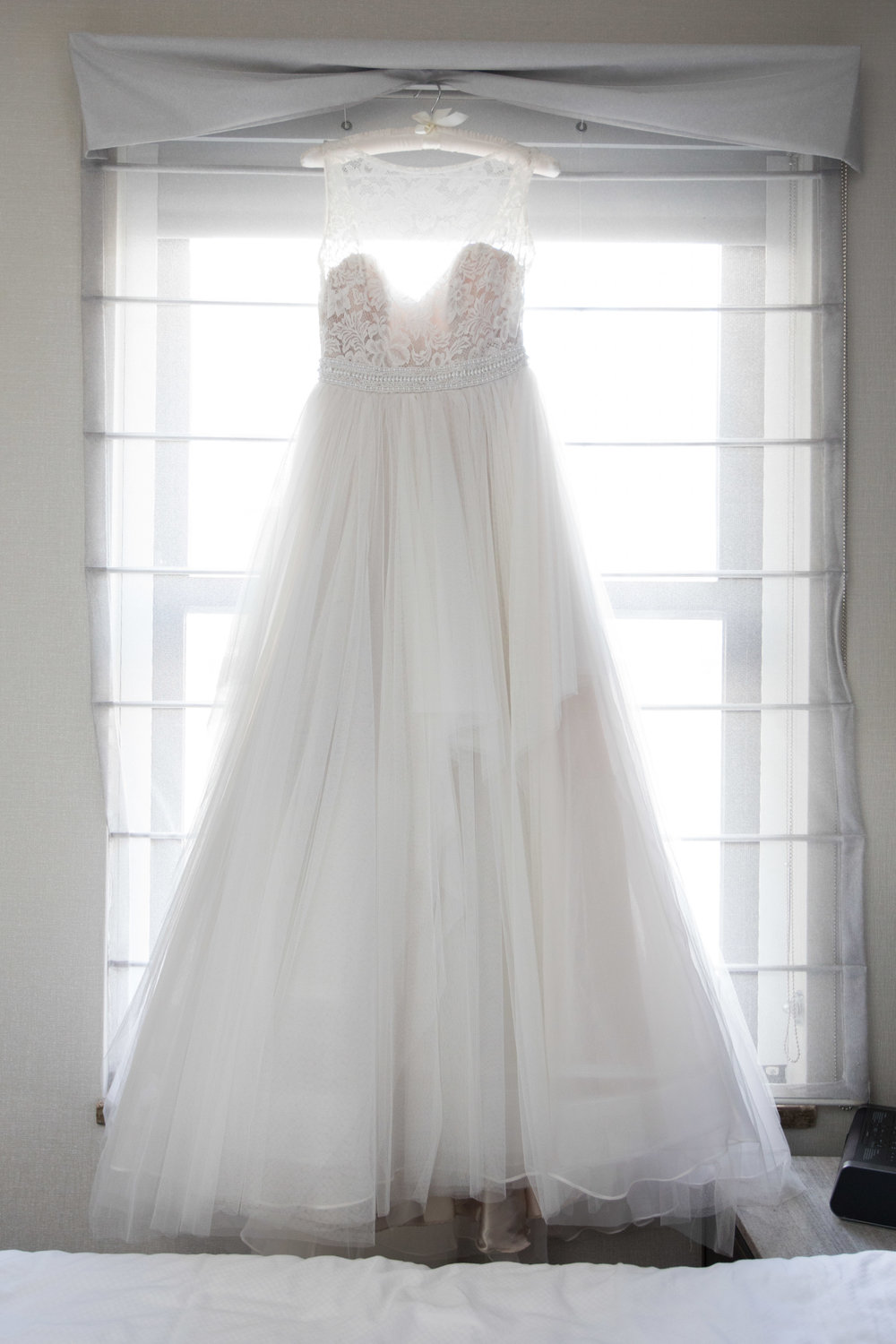 Wedding Dress  School of the Art Institute  Planning by Wrap It Up Parties