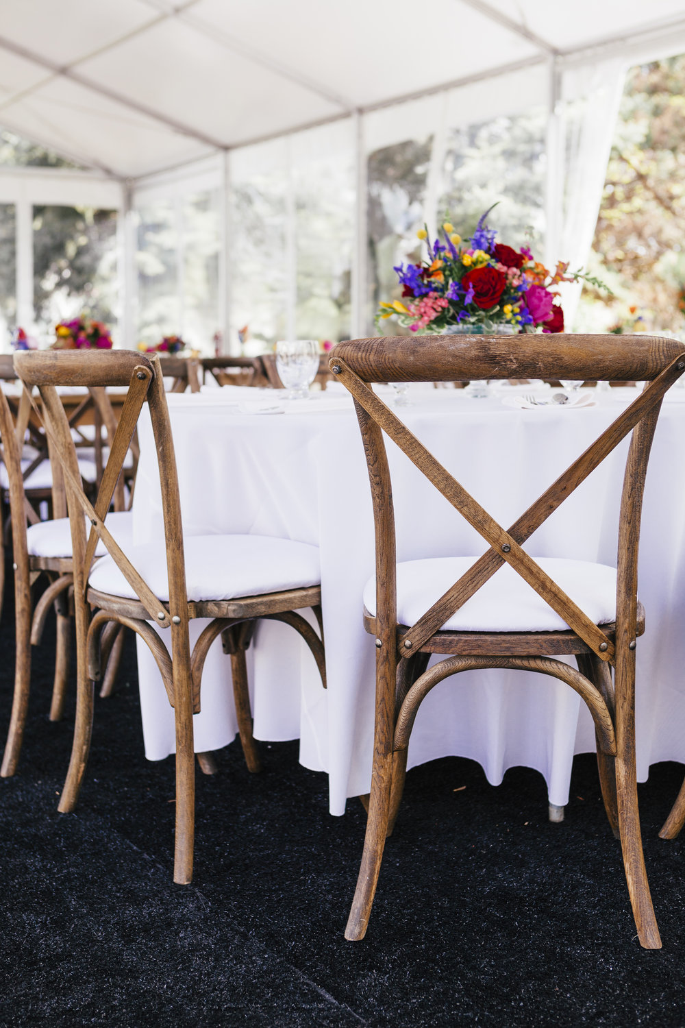 Private Residence Wedding  Reception Seating  Planning by Wrap It Up Parties