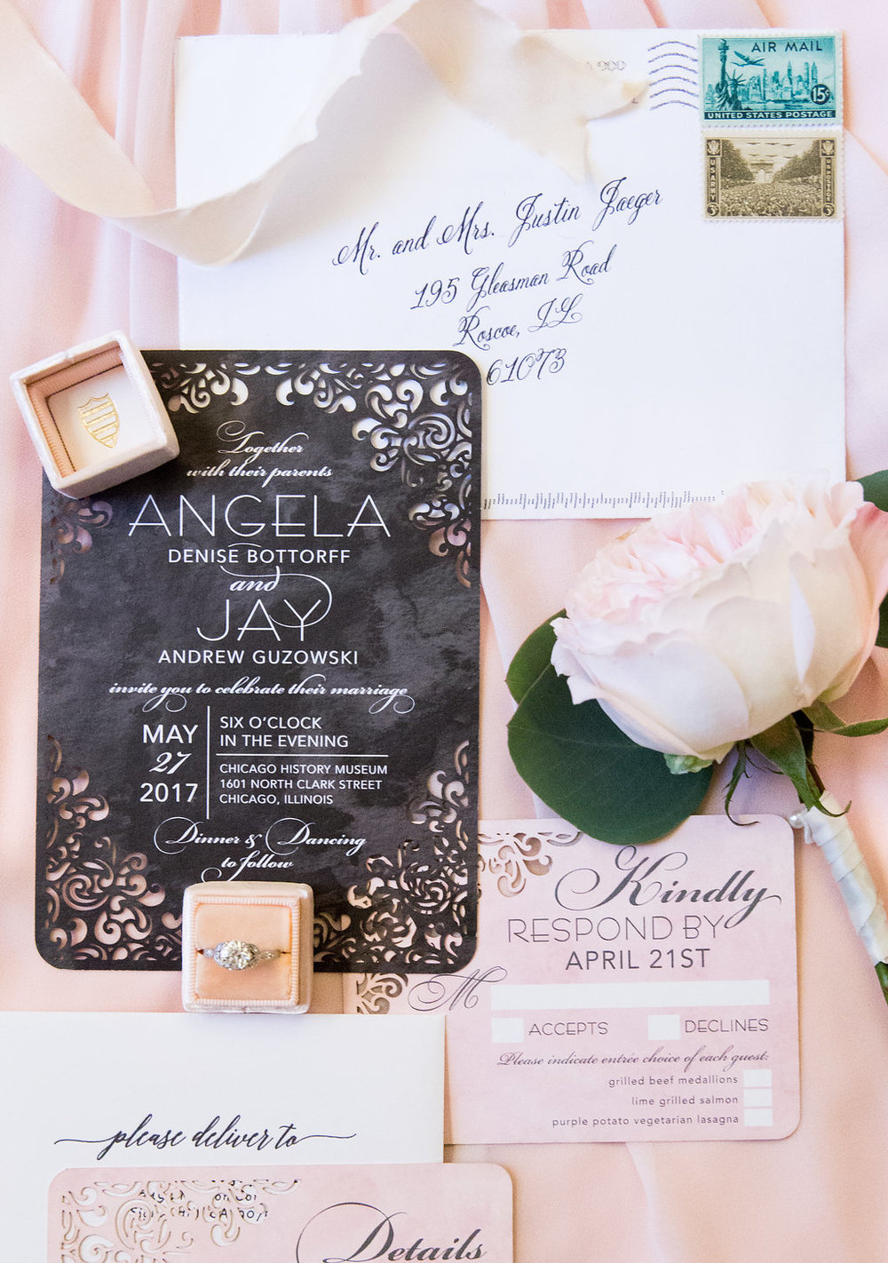 Wedding Details  Planning by Wrap It Up Parties