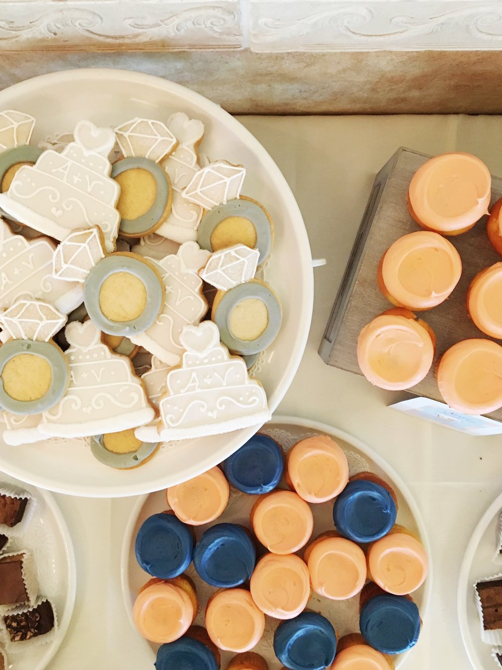 Bridal Shower Sweets  Planning by Wrap It Up Parties