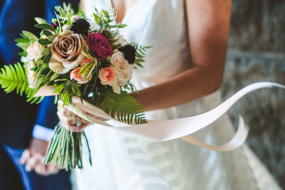 Bright Bridal Bouquet   Planning by Wrap It Up Parties