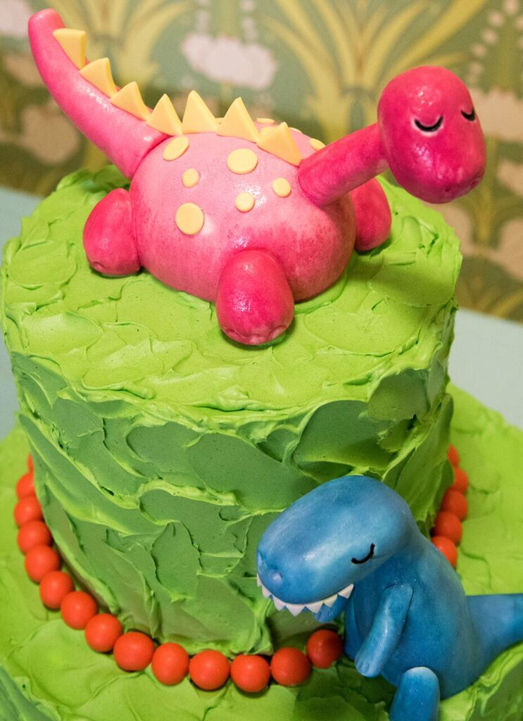 Three-Rex Birthday Party