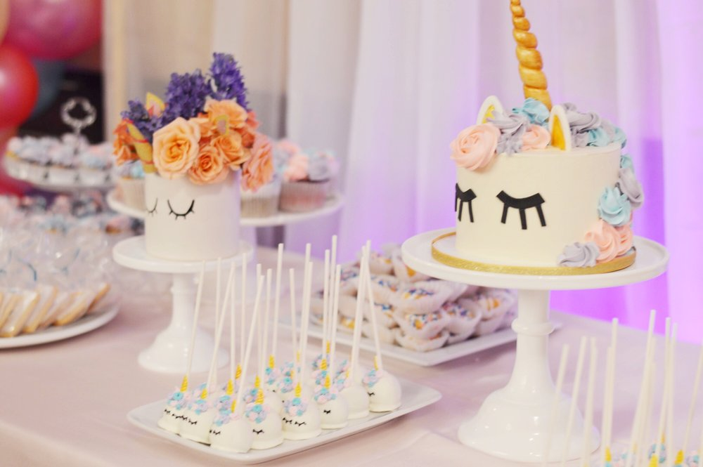 I Believe In Unicorns, 1st Birthday