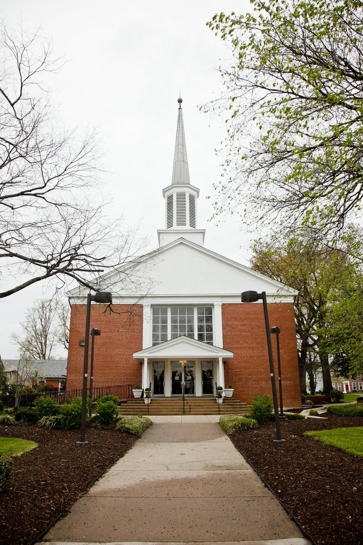 Ft. Belvoir Chapel