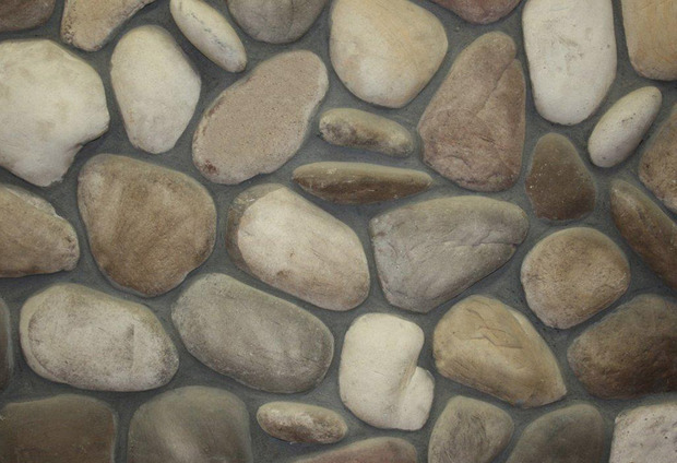 river rock Modelled from natural stone from the river banks, River Rock will be sure to give you a rustic yet natural ambience.