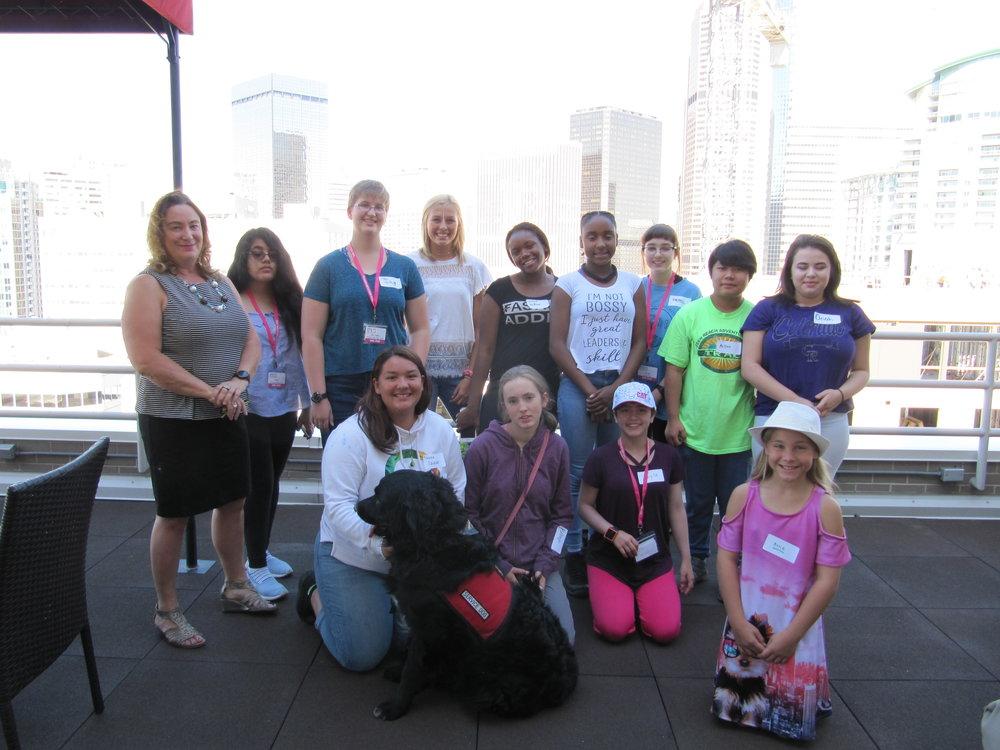 Hoya Foundation - Career Day for Girls