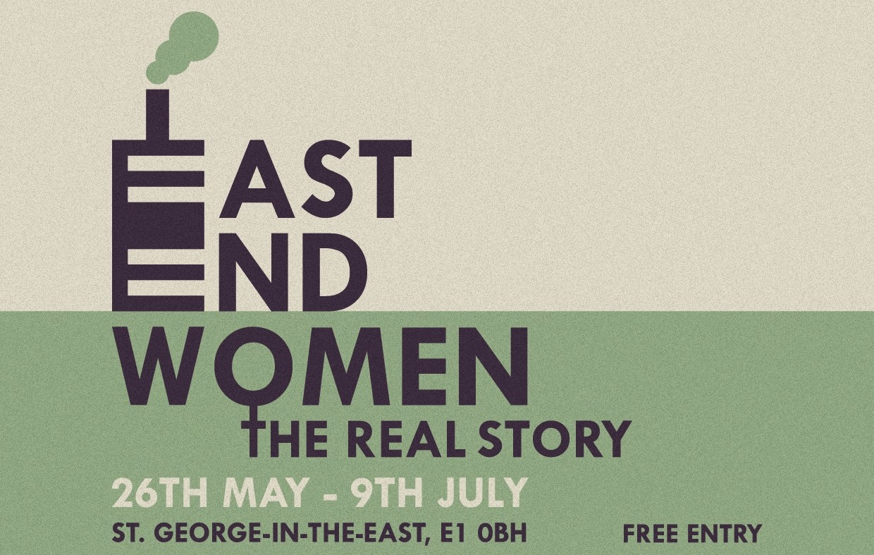 East End Women: The Real Story Logo