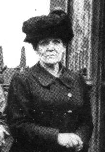 Jessie Payne in 1914, photo by Norah Smyth