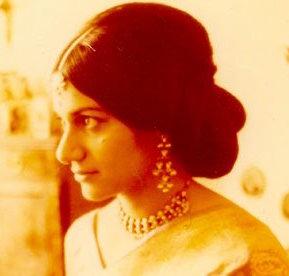 Photograph of Mala Sen