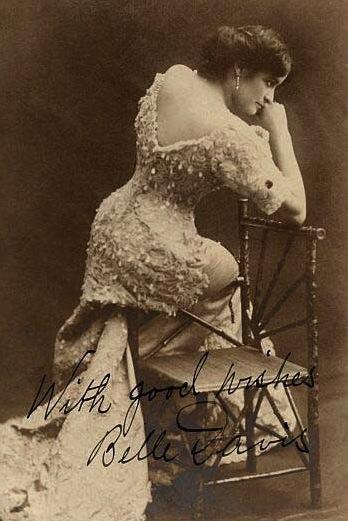 Belle Davis, 1919