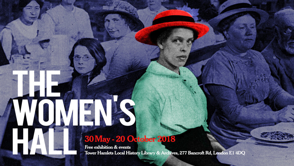 The Women's Hall 30 May - 20 October 2018