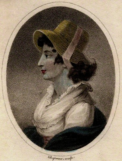 Anna Letitia Barbauld by John Chapman (c. 1798)  National Portrait Gallery  :  NPG D4457