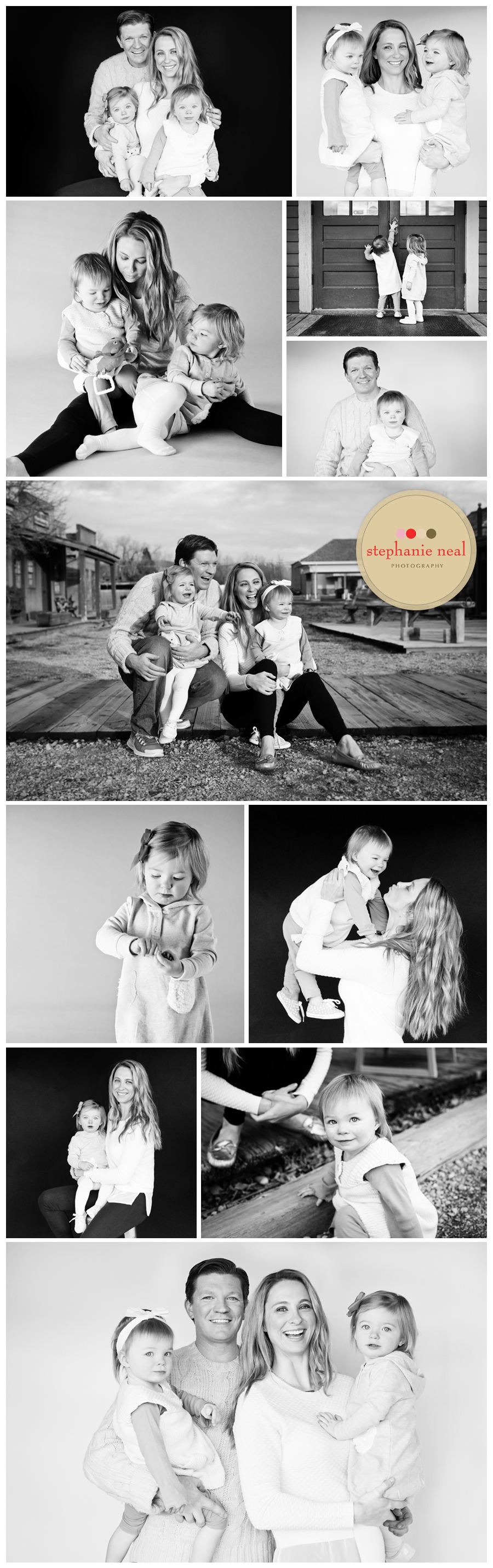 Stephanie Neal Photography, Park City Utah Family Portrait Photographer
