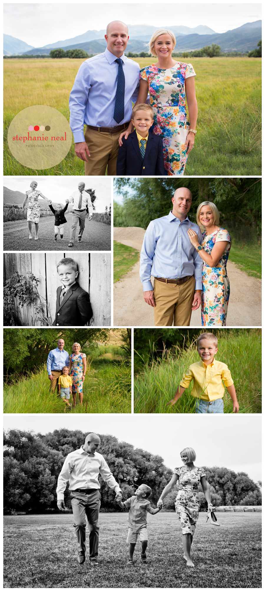 Stephanie Neal Photography Park City Midway Utah Family Photographer
