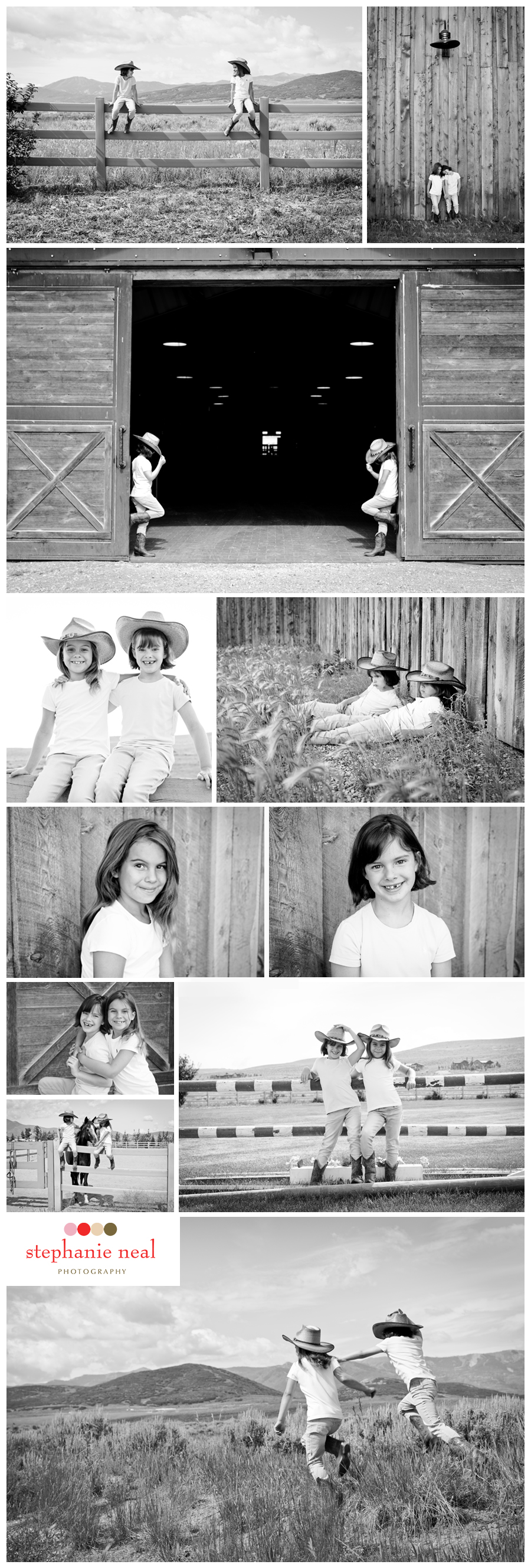 Stephanie Neal Photography, Park City Utah Family Portrait Studio Photographer