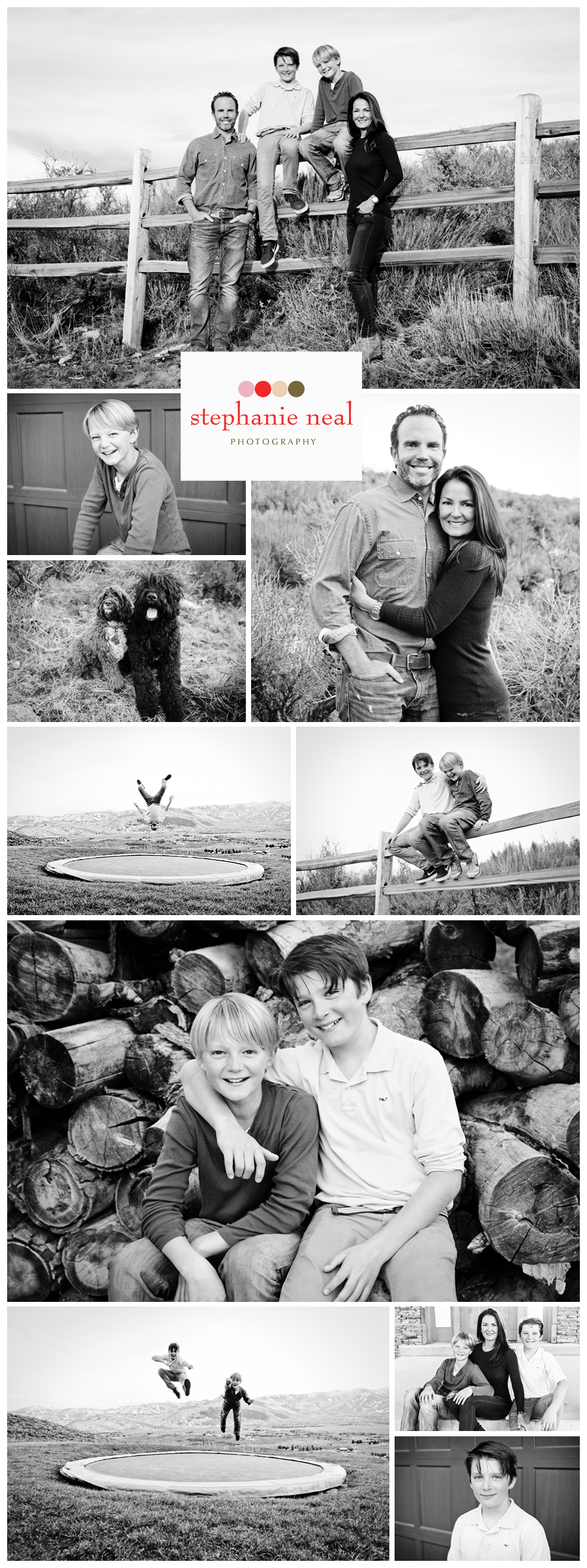 Stephanie Neal Photography- Park City, Utah family portrait photographer