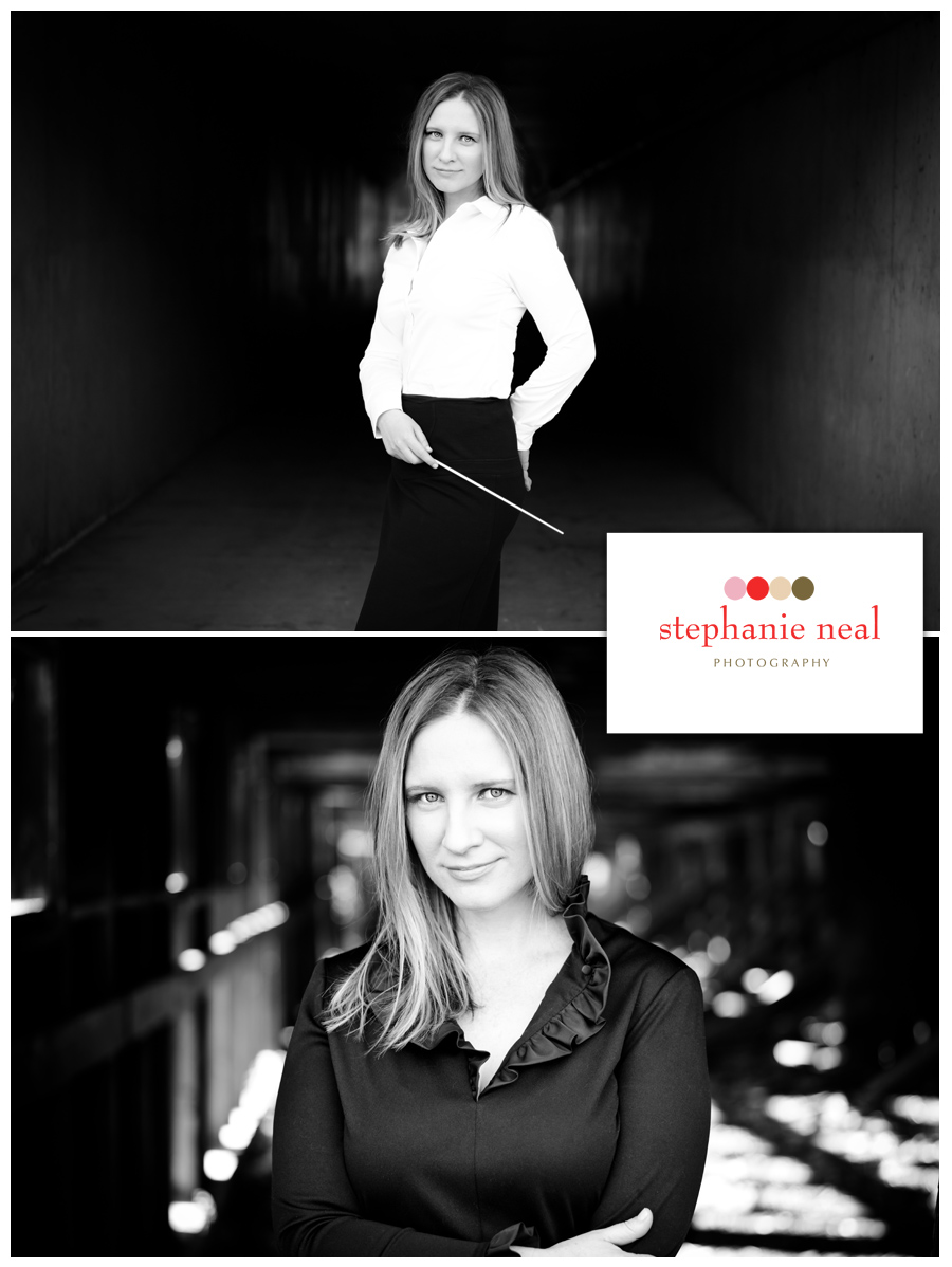 Leah, Music Composer, Headshots, Stephanie Neal Photography