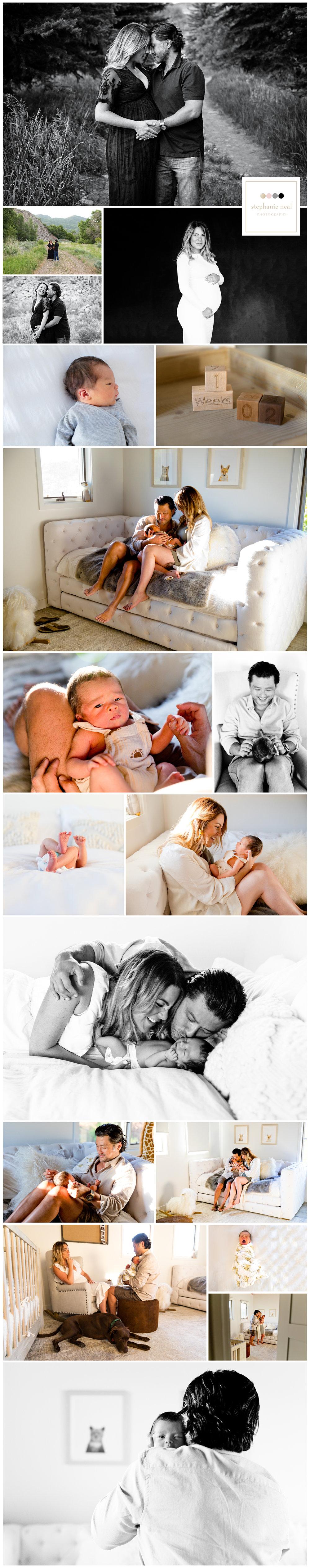Stephanie Neal Photography, Park City Deer Valley Utah Maternity Newborn Family Photographer.jpg