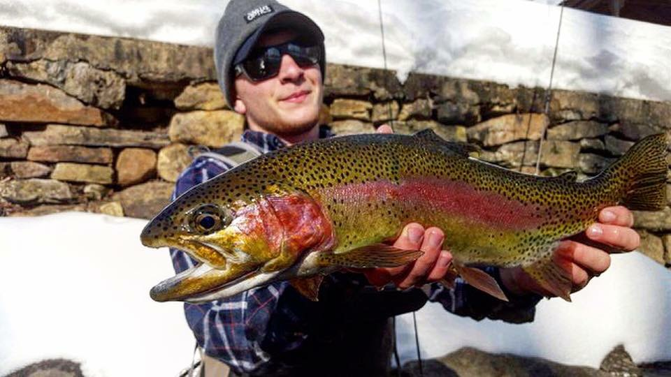 LEARN THE NYMPHING TECHNIQUES USED BY THE USA FLY FISHING TEAMS
