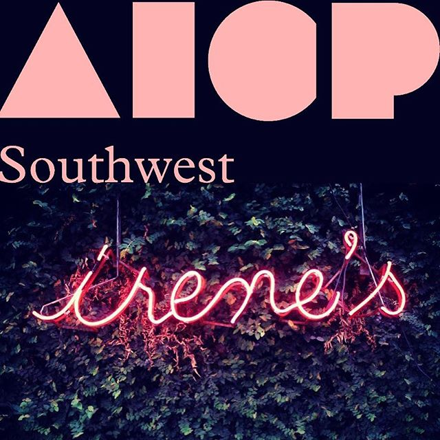 @aicpsw Happy Hour tomorrow night @irenesaustin. 6p-9p. Come hang.