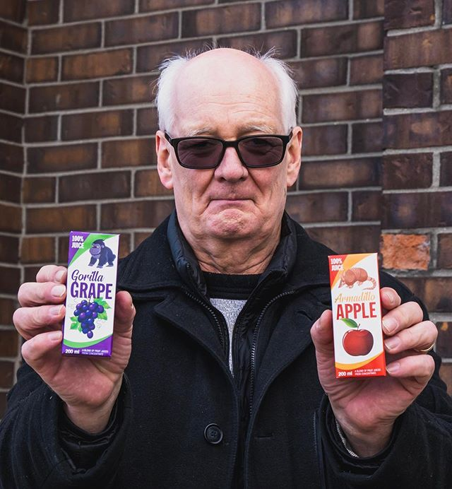 If you want to hear the word JUICE a million times, check out a short we made with @colinmochrie7591 @imchriswilson @notkevinvidal @thestaceymcg @petercarlone @thesiddiqs @rakheecola @cbccomedy  Link in bio 👍🏼