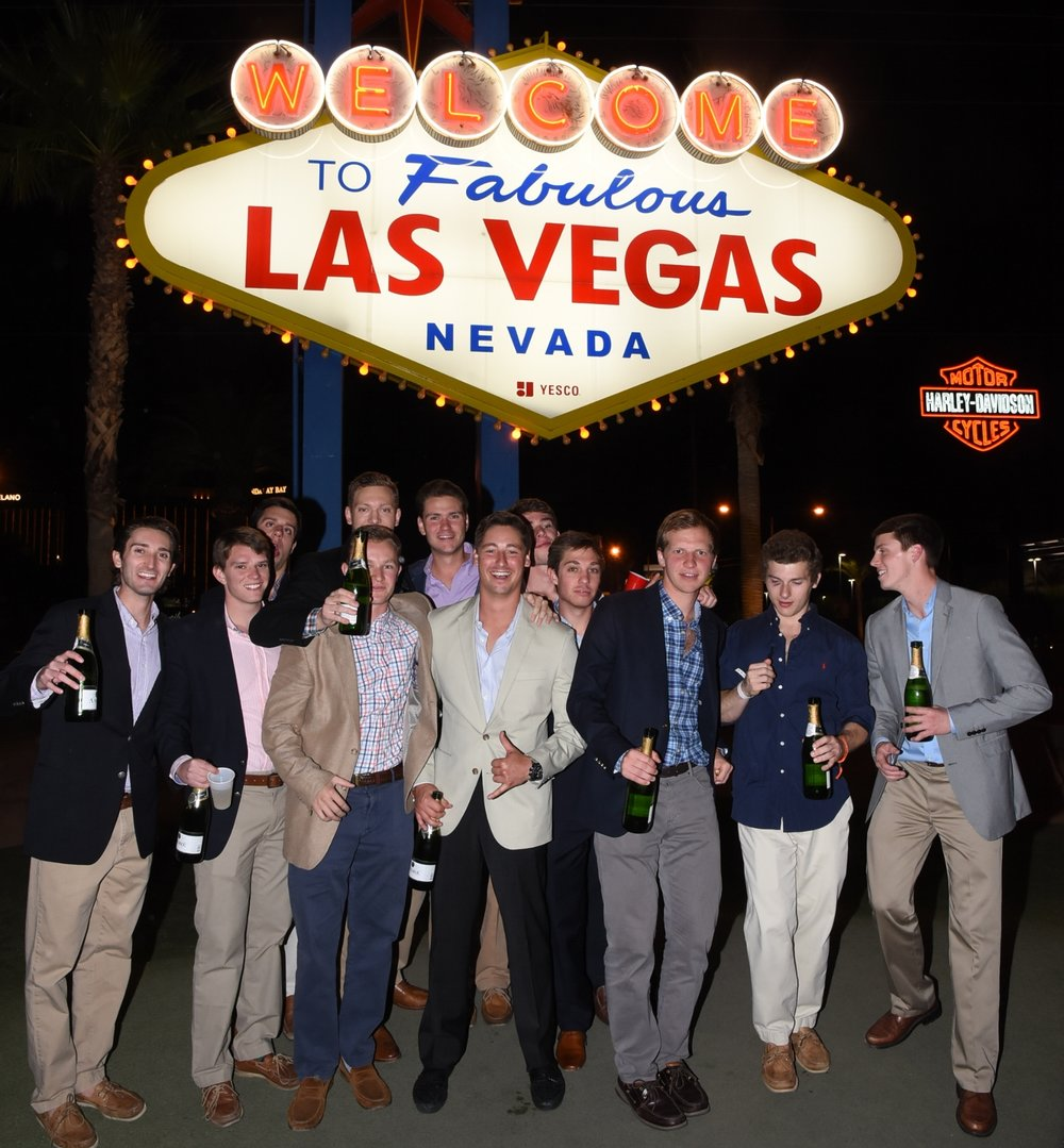 Annual Senior Vegas Trip