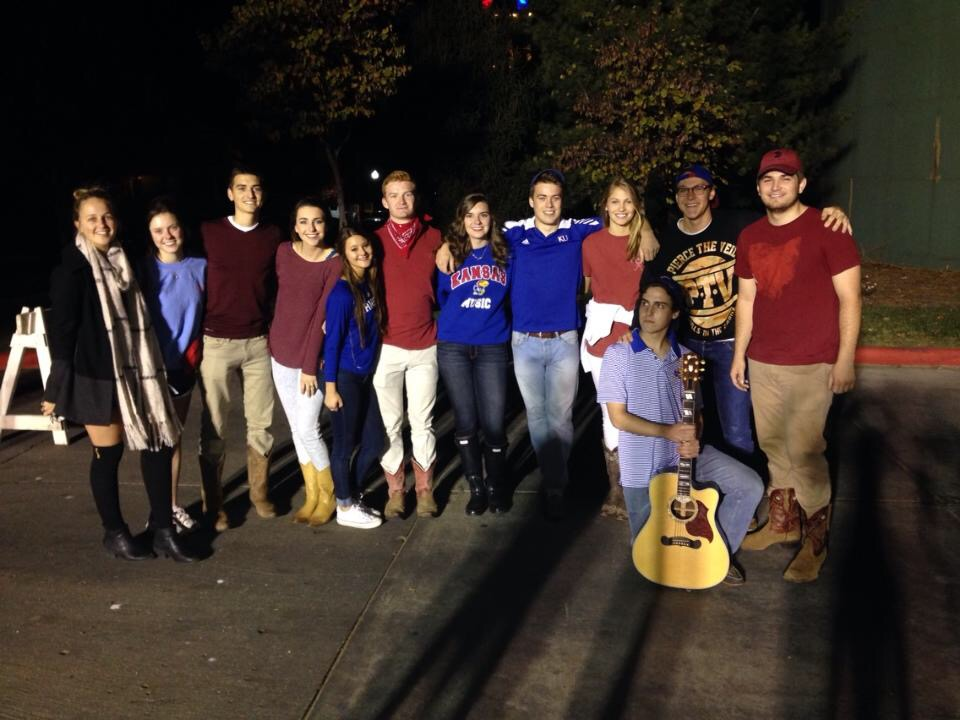 Homecoming Jayhawk Jingles