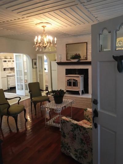 Intérieur de la maison à Cape Cod