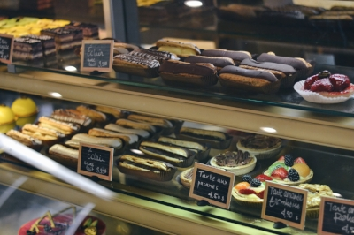 Pâtisseries sans gluten