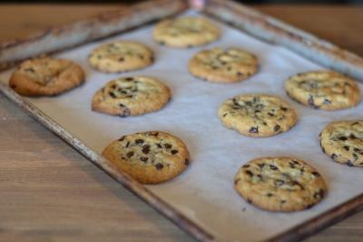Biscuits aux pépites de chocolat La Glutinière